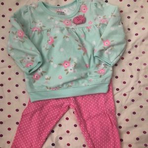 🚨2/$12🚨 6-9 month child of mine outfit